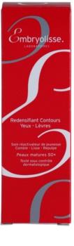 Embryolisse Anti-Ageing verjüngende Creme für die Konturen von Lippen und Augen für reife Haut