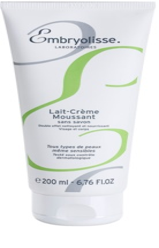 Embryolisse Cleansers and Make-up Removers crema de curatare sub forma de spuma pentru fata si corp