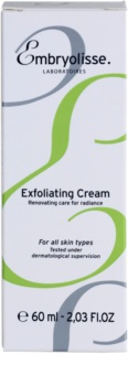 Embryolisse Cleansers and Make-up Removers krémový peeling pro rozjasnění pleti