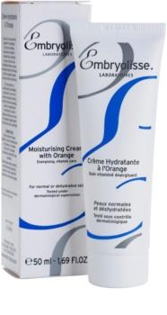 Embryolisse Moisturizers rozjasňujúci hydratačný krém pre normálnu až suchú pleť