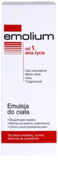 Emolium Body Care emulzia na telo pre suchú a citlivú pokožku