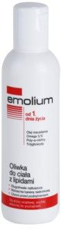Emolium Body Care tělový olej s lipidy pro suchou a citlivou pokožku