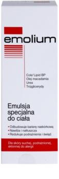 Emolium Body Care spezielle Emulsion für den Körper für trockene und gereitzte Haut