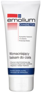 Emolium Body Care Diabetix Fortifying Body Lotion For Dry And Irritated Skin