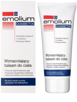 Emolium Body Care Diabetix erősítő tej a testre a száraz és érzékeny bőrre