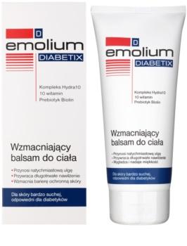 Emolium Body Care Diabetix posilující tělové mléko pro suchou a podrážděnou pokožku