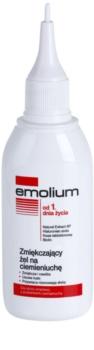 Emolium Hair Care zklidňující hydratační gel na seboroickou dermatitidu
