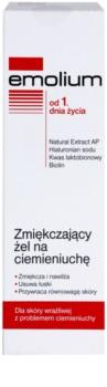 Emolium Hair Care gel hidratante calmante para dermatite seborreica