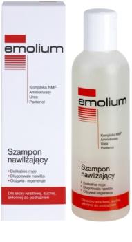 Emolium Hair Care shampoing hydratant pour cuir chevelu sec et sensible