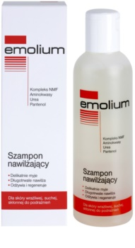 Emolium Hair Care szampon nawilżający do suchej i wrażliwej skóry głowy