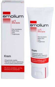Emolium Skin Care crème pour peaux sensibles et sèches