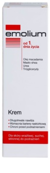 Emolium Skin Care Creme für empfindliche trockene Haut