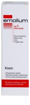 Emolium Skin Care krém pre citlivú a suchú pleť