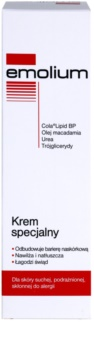 Emolium Skin Care crème spéciale pour peaux sèches et irritées