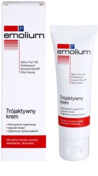 Emolium Skin Care P krem do twarzy o potrójnym działaniu