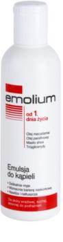 Emolium Wash & Bath emulze do koupele pro suchou a citlivou pokožku