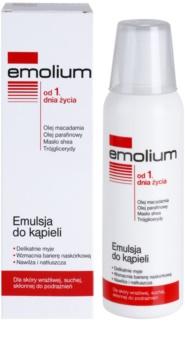 Emolium Wash & Bath emulsja do kąpieli dla skóry suchej i wrażliwej