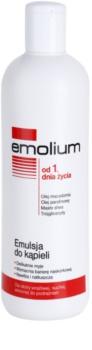 Emolium Wash & Bath emulsione per il bagno per pelli secche e sensibili