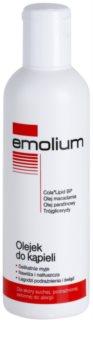 Emolium Wash & Bath fürdőolaj a száraz és érzékeny bőrre
