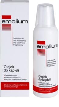 Emolium Wash & Bath olejek do kąpieli do skóry suchej i podrażnionej