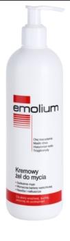 Emolium Wash & Bath gel cremos pentru dus pentru piele uscata si sensibila