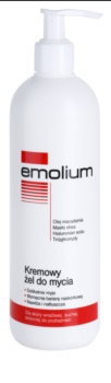 Emolium Wash & Bath kremowy żel pod prysznic dla skóry suchej i wrażliwej