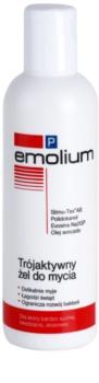 Emolium Wash & Bath P sprchový gel s trojím účinkem