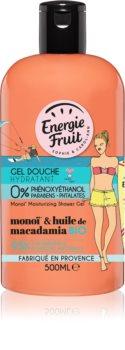 Energie Fruit Monoi hidratantni gel za tuširanje