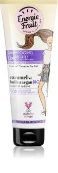 Energie Fruit Caramel shampoing naturel pour cheveux secs