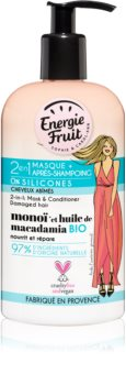 Energie Fruit Monoi Mask 2in1 For Damaged Hair