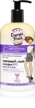 Energie Fruit Caramel Mask 2in1 For Dry Hair