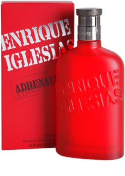 Enrique Iglesias Adrenaline Eau de Toilette for Men 100 ml