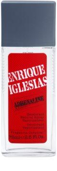 Enrique Iglesias Adrenaline desodorizante vaporizador para homens 75 ml
