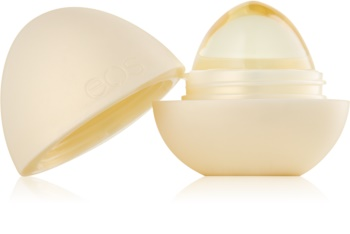 EOS Crystal Vanilla Orchid hydratačný balzam na pery s vanilkou