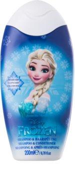 EP Line Frozen shampoo e balsamo 2 in 1