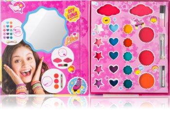 EP Line Soy Luna палетка декоративної косметики для дітей