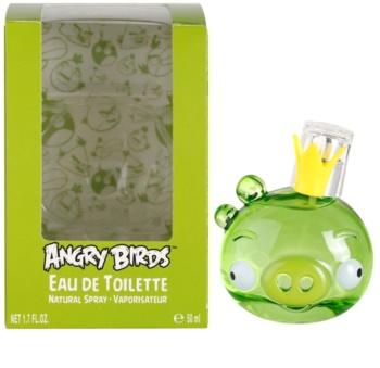 EP Line Angry Birds Green eau de toilette para niños 50 ml