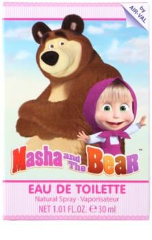 EP Line Masha and The Bear eau de toilette per bambini 30 ml