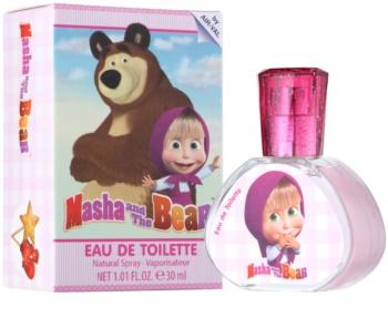 EP Line Máša a Medvěd toaletní voda pro děti 30 ml