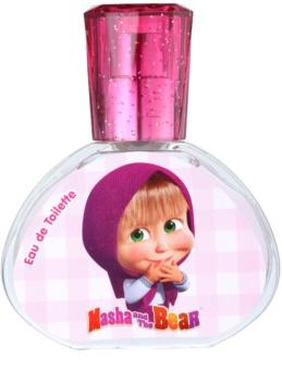 EP Line Masha and The Bear Eau de Toilette para crianças 30 ml