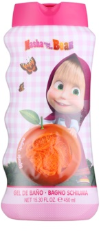 EP Line Masha and The Bear gel de ducha y esponja