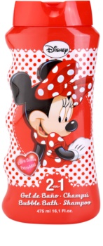 EP Line Disney Minnie Mouse champú y gel de ducha 2 en 1
