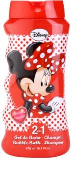 EP Line Disney Minnie Mouse sampon és tusfürdő gél 2 in 1