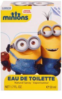 EP Line Minions Eau de Toilette voor Kids 50 ml