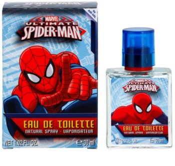 EP Line Ultimate Spiderman Eau de Toilette für Kinder 30 ml