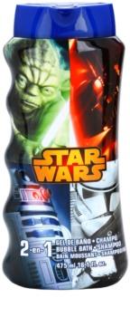 EP Line Star Wars σαμπουάν και αφρόλουτρο για το μπάνιο