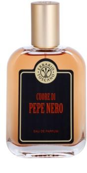 Erbario Toscano Black Pepper eau de parfum pentru barbati 100 ml