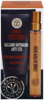 Erbario Toscano Black Pepper darčeková sada I.