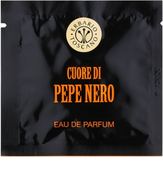 Erbario Toscano Black Pepper parfumirani robčki za moške