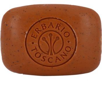 Erbario Toscano Black Pepper parfümös szappan hidratáló hatással